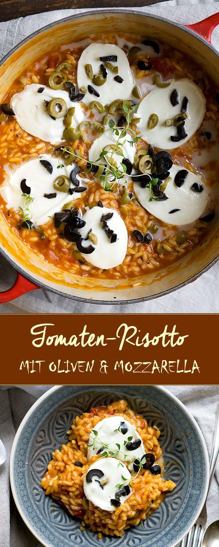 Die besten 25+ Risotto gemüse Ideen auf Pinterest   Risotto rezepte, Reisgerichte und ...