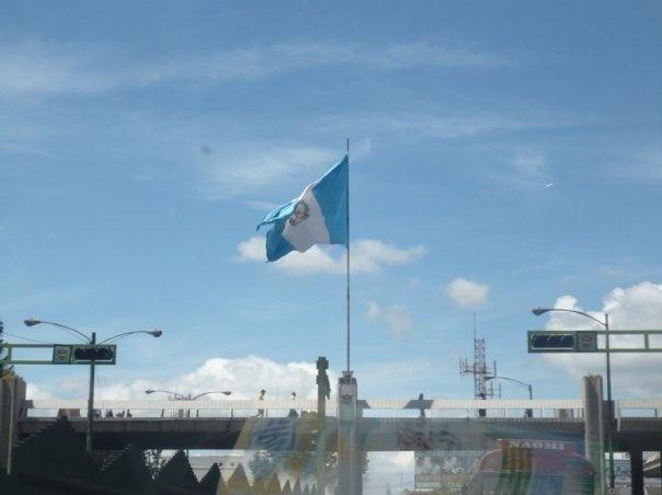 Bandera de Guatemala