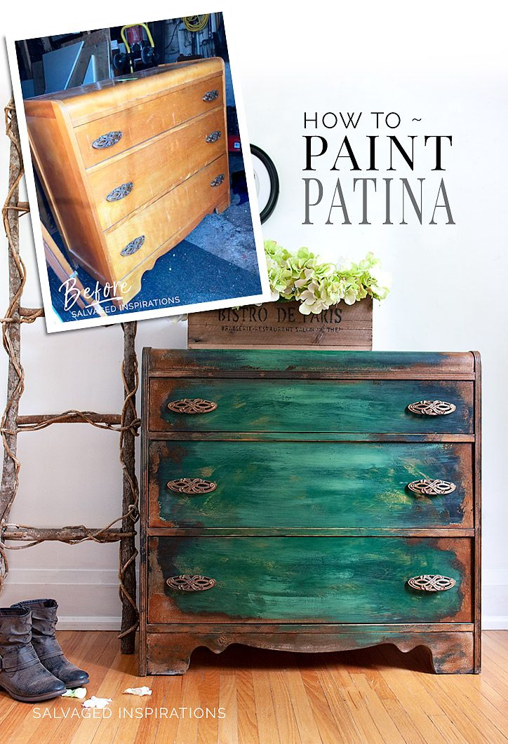 1174 Best Before And After Painted Furniture Images On