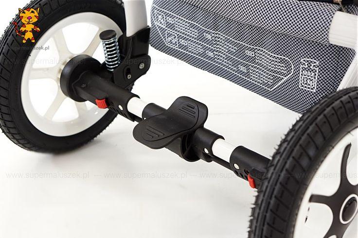 Rider 3w1 - wielofunkcyjny wózek dziecięcy posiada hamulec na kołach tylnych.    http://supermaluszek.pl/pl/searchquery/rider/1/phot/5?url=rider  #supermaluszek #wózekdziecięcy #rider #dziecko #baby