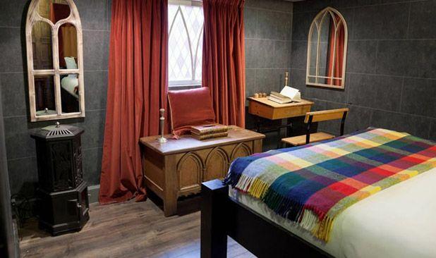 Harry Potter Hotel - Georgian House Hotel