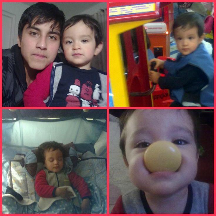 Mis hijos...gracias Señor x ellos, 1 año y medio...