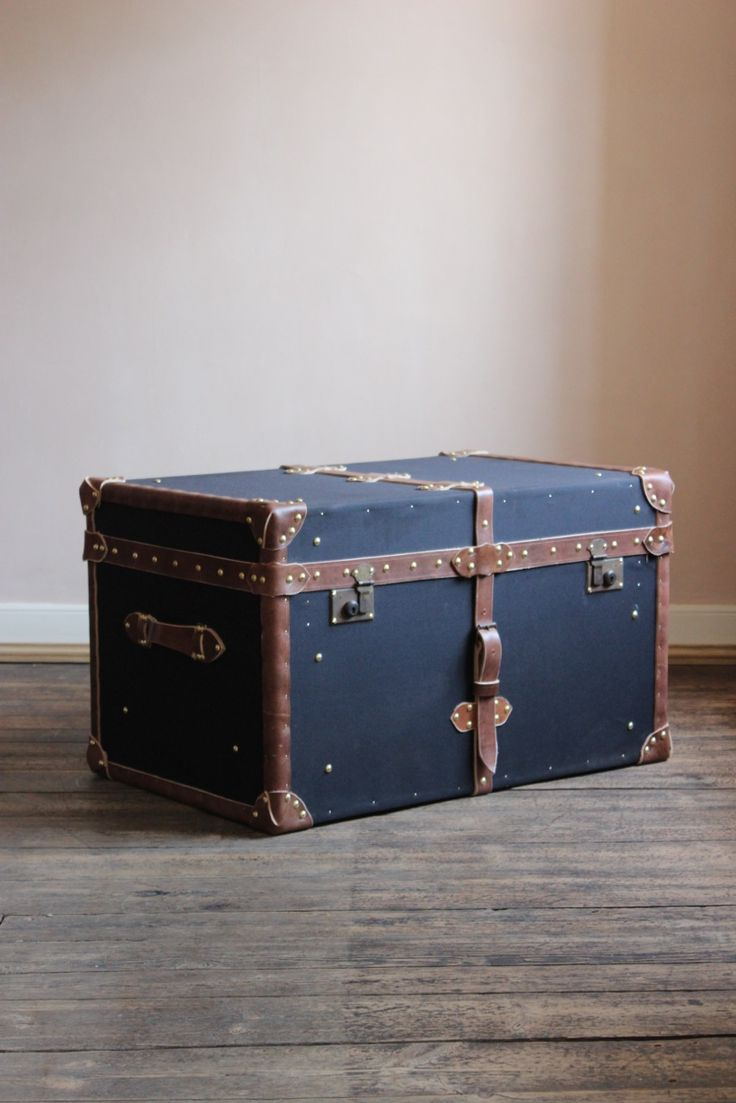 55 best Antiques Luggage & Leather Goods images on Pinterest