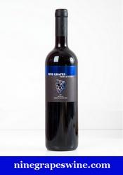 Nine Grapes Wine