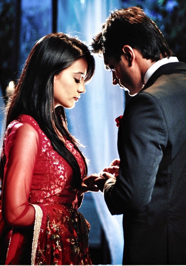 "Asad and Zoya aka AsYa ::Engagement Day:: Mitwa Ishq Pe Zor Nahin! ""Ab Tum Hi Ho...!!! Karan Singh Grover as Asad Ahmed Khan/Surbhi Jyoti as Zoya Farooqui!!!! LOVE ""Qubool Hai""--Favorite TV show!!!"