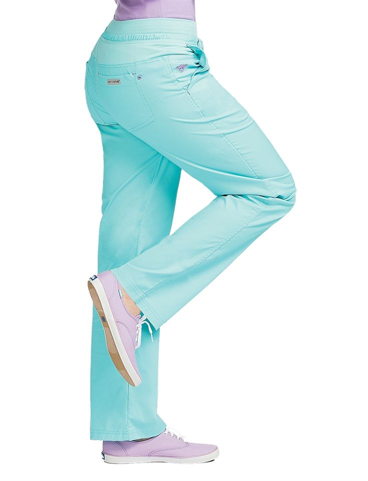 Scrubs - Med Couture Freedom Yoga Scrub Pant | Med Couture Scrubs | Brands | www.LydiasUniforms.com