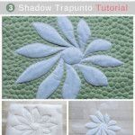 How to Make Shadow Trapunto Quilts- Tutorial