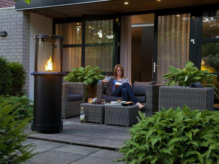 Faber TheTube | Van Manen haarden en kachels Barneveld #tuinhaarden #outside #fireplace