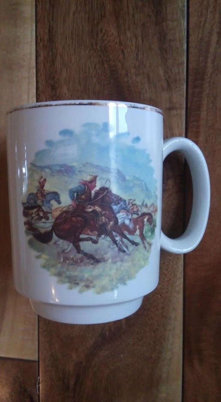For Sale: Lord Nelson Pottery Hand crafted in England - Antique moustache cup