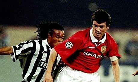 Keane vs Davids