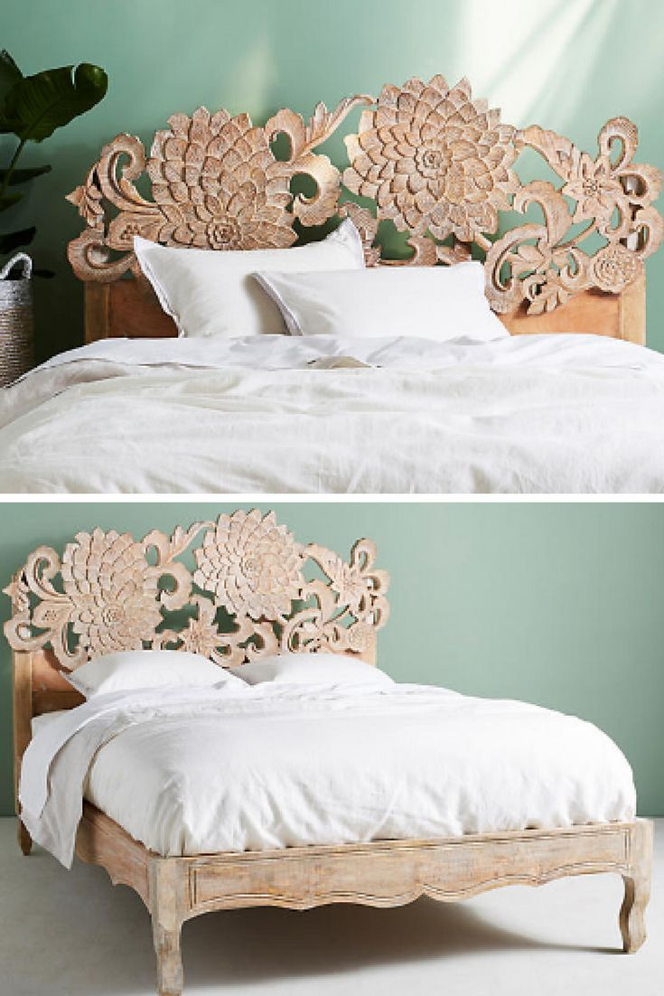 With Nods To Traditional Flora Found In Myanmar, This Handcarved Bed Is A  Piece To Build A Room Around. (Sponsored) Bedroom Ideas, Bedroom Ideas  Master, ...