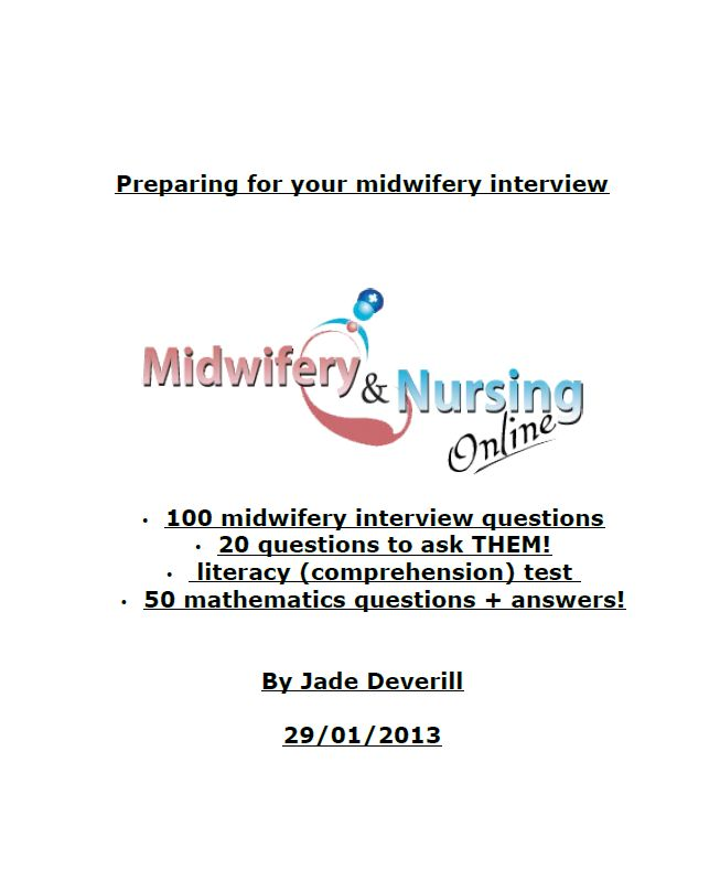 10 best books for aspiring midwives nurses images on pinterest 100 midwifery interview questions prep for interview fandeluxe Image collections