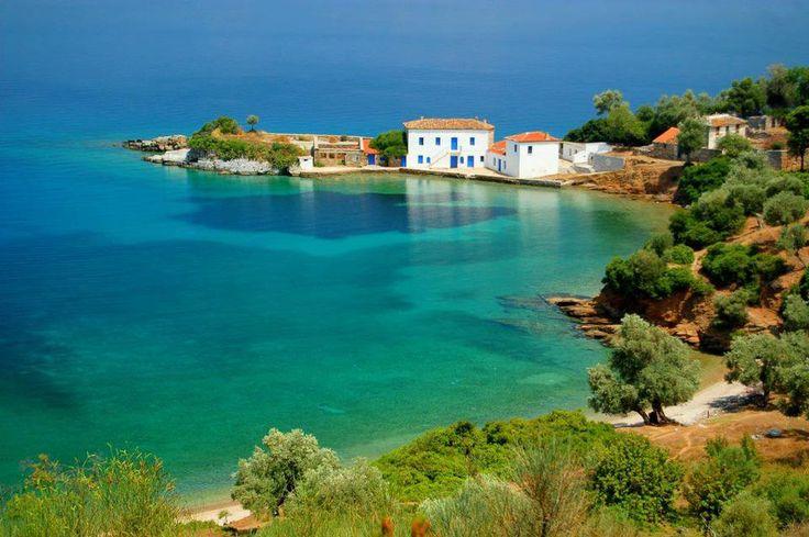 Justiny, Pelion, Greece
