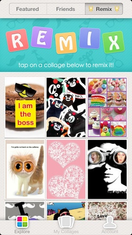 This is a great app to create posters, topic front covers, collages etc.