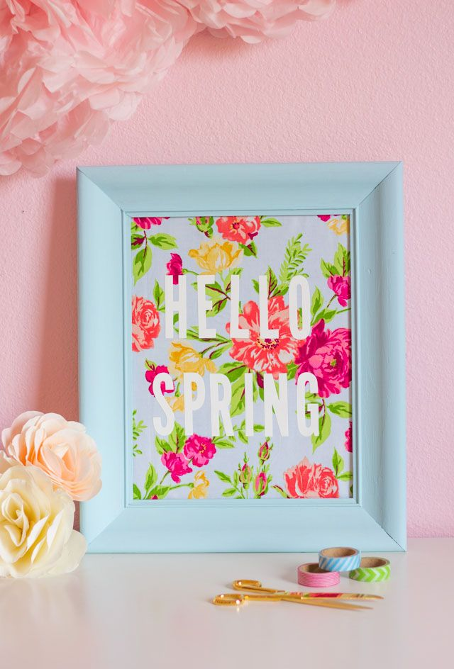127163 best hometalk spring inspiration images on for Weekend art projects