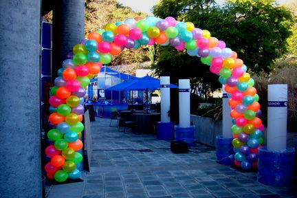 22 best ideas about balloon baby carriage on pinterest for Balloon decoration los angeles