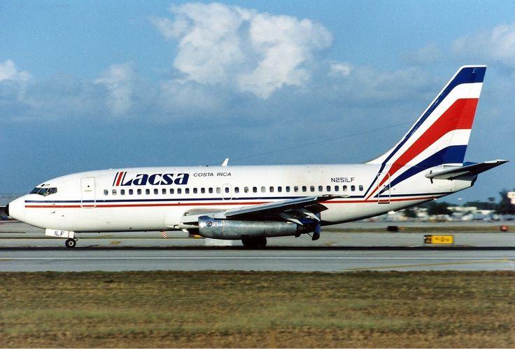 LACSA Boeing 737-200