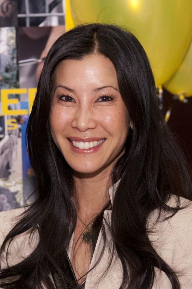Lisa Ling~amazing humanitarian and reporter...thanks for all you do girl!