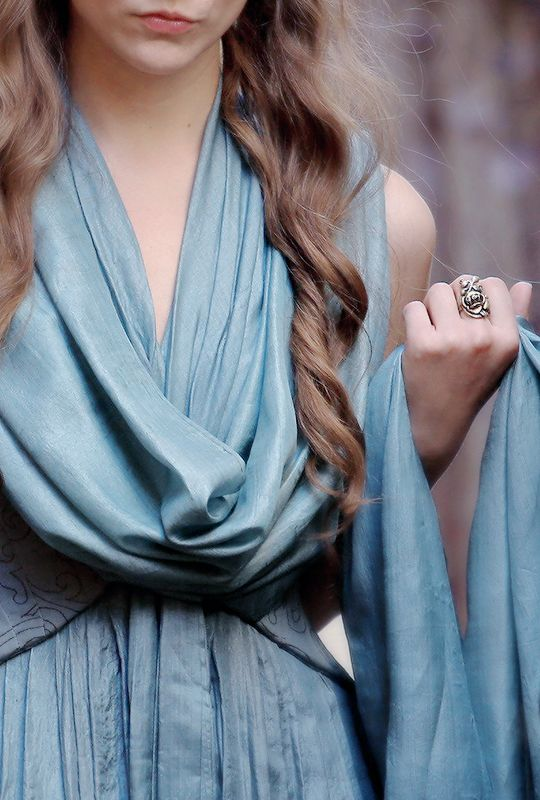 Margaery Tyrell costume details | Game of Thrones | Natalie Dormer