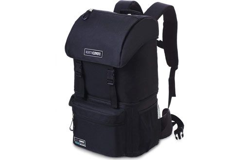 cd21bf38f4a6 North Coyote Insulated Large Backpack Cooler for Picnic & Lunch ...