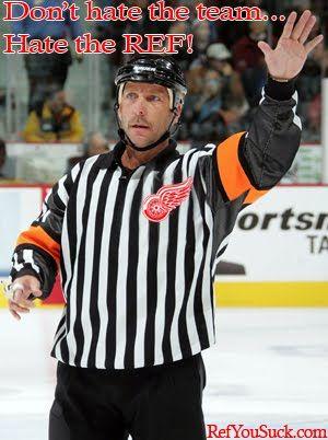 NHL referees