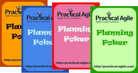 Practical Agile - Free planning poker cards