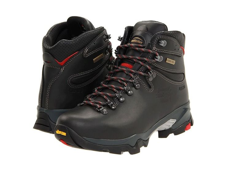 Zamberlan Vioz GTX Men's Hiking Boots Dark Grey