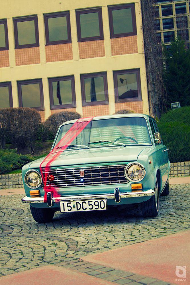 Fiat 124 - Lada 2101