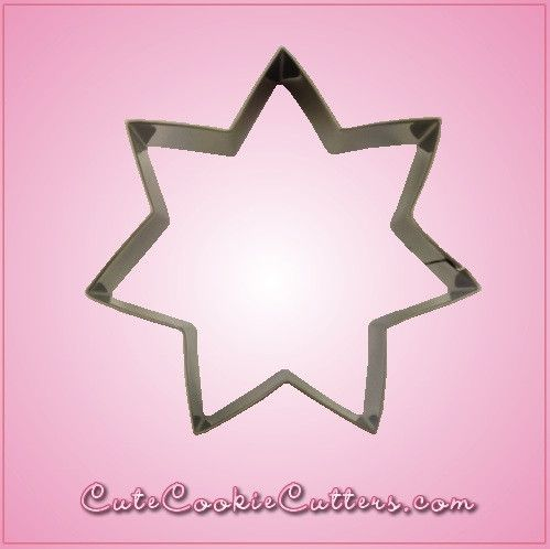 7 Pointed Star Cookie Cutter | Cheap Cookie Cutters