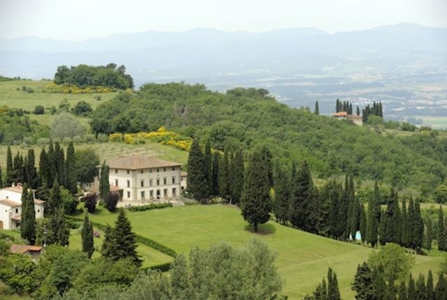 Villa Campestri Vicchio, Italy The olive reigns at Villa Campestri, a Renaissance villa built around a 13th-century fort. Activities include grove tours, oil tastings, seasonal cooking classes, and olive oil massages. The...