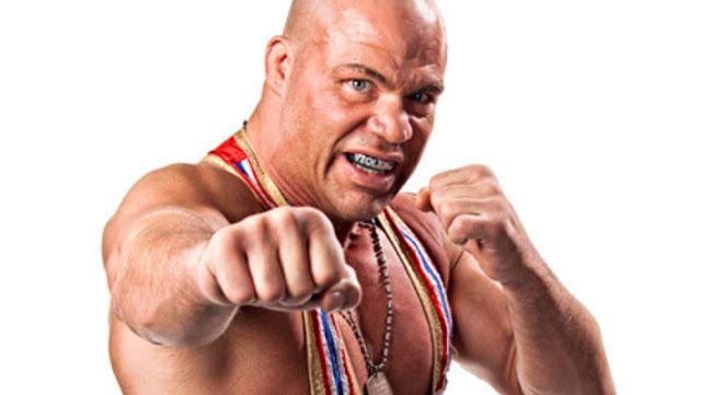 Kurt Angle estaría en charlas con WWE para regresar en el Royal Rumble 2017!