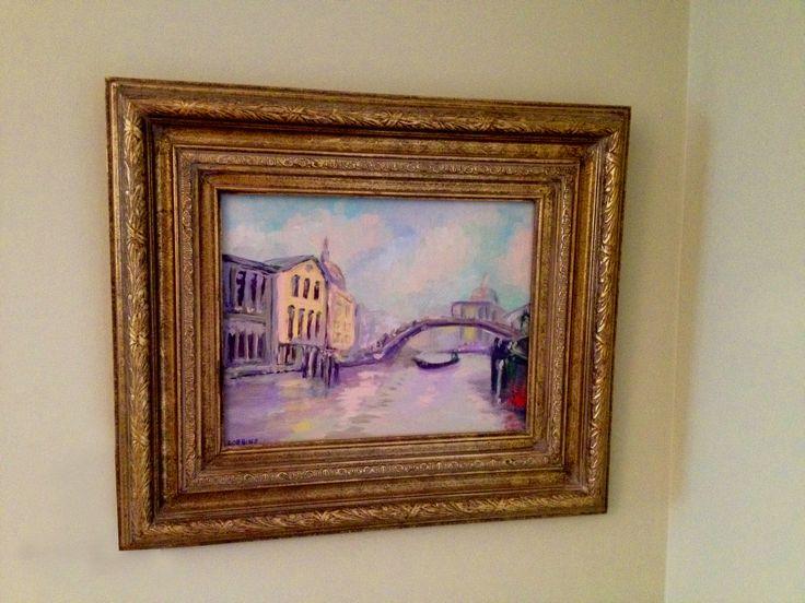 Venice – oil on canvas