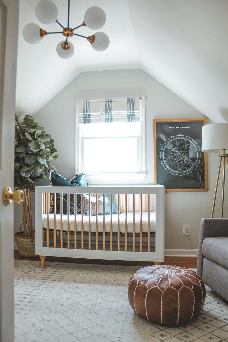 Modern Baby Boy Room Ideas: In The Nursery With Bethany Dyer (again