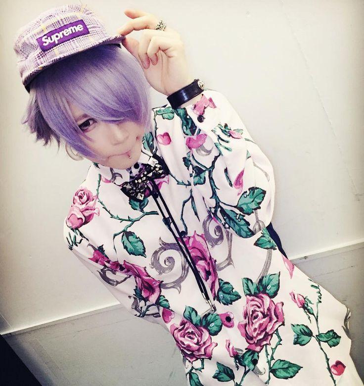 #supreme #chromehearts #milkboy #usumurasaki #palepurple #薄紫