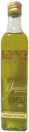 Aceite de oliva virgen Extra Ecológico D.O. Alta Alcarria. http://www.dhcruzgutierrez.com/