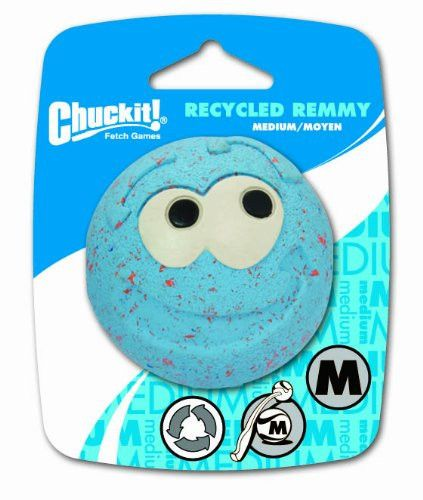 CHUCKIT! RECYCLED REMY. Available from www.nuzzle.co.za