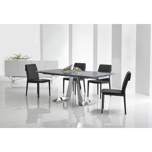 1000 ideas about Expandable Dining Table on Pinterest  : 5002bf8af5adc0a3c2d7d971cea8dbdc from www.pinterest.com size 525 x 525 jpeg 22kB