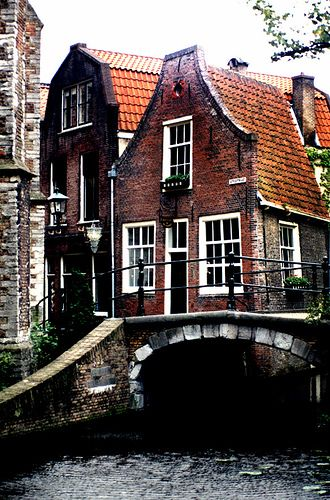 Delft, The Netherlands. #greetingsfromnl