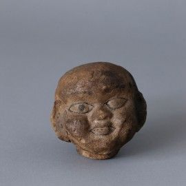 Antique head from itoko.dk