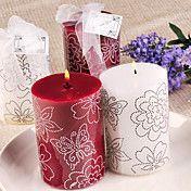 Butterfly Candle Favor – USD $ 4.99
