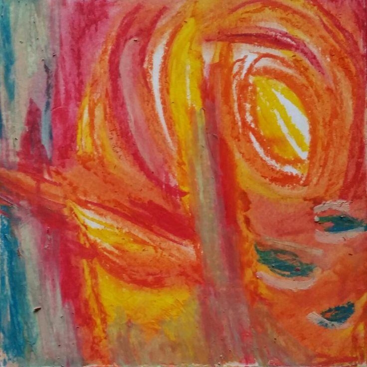 Enjoy Series N 5 Abstract art by Barbara Reale  #abstractart #abstractlandscapepainting  #abstractartist  #colorfieldpainting #contemporaryabstractart  #contemporaryart  #intuitiveart #abstraction  #homedecor #abstractpainting  #abstractsartwork #artwoekonpaper #artonpaper #abstractlandscape  #happyartistmovement  #creativity  #gesturalabstraction #womenartist