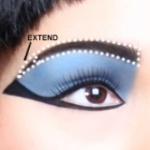 queen cleopatra makeup