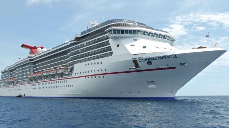 Круизный лайнер Carnival Miracle