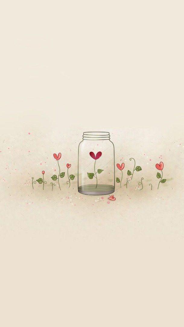 flower in a jar ^-^