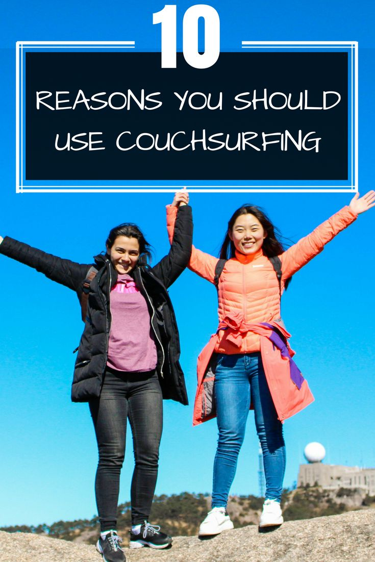 Is meeting new, exciting people one of your favorite things to do? Do you prefer living like, and with, the locals while traveling? Would you like to get to know the culture in the countries you visit? Are you on a budget? Then here is 10 reasons why you should join and use Couchsurfing as your main platform for accommodation during your travels.
