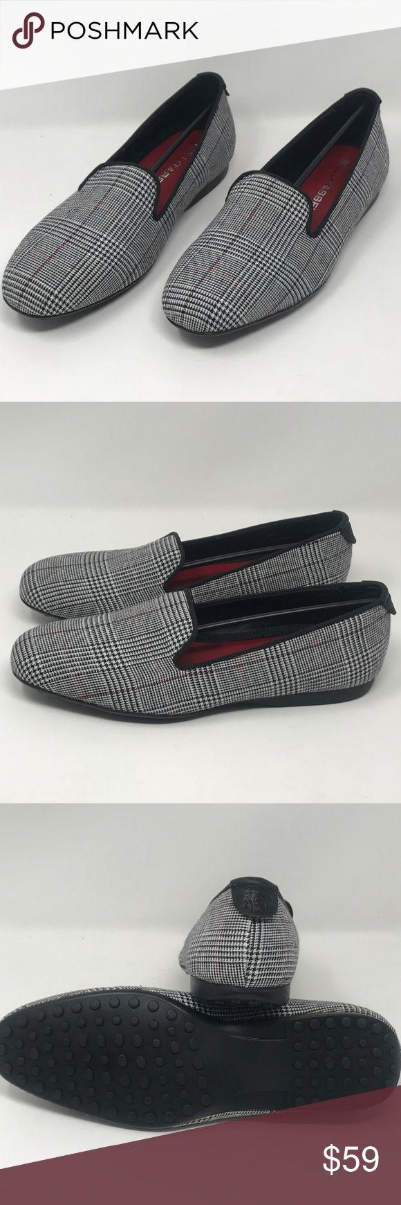 BULL + TASSEL Men's Glen Casual Shoes Loafer BULL + TASSEL Men's Glen Casual Shoes Loafer Slip On Houndstooth Size 8 thru 13, New in box Bull + Tassel Shoes Loafers & Slip-Ons