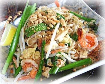 タイ料理:パッ タイ-焼きそばのレシピ [タイ料理] All About
