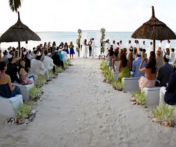 Simple and beautiful beach wedding, Matt Blum Photography
