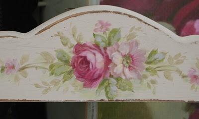 """Chateau De Fleurs: Painting For """"Glitterfest"""""""
