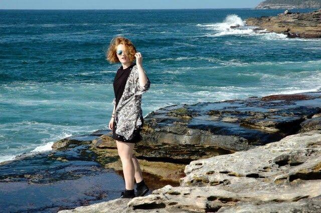 On the rocks x
